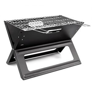Relaxdays-10017881-Relaxdays-10017881-Grill-plegable-color-Negro-0